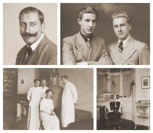 Geschichte unserer Zahnarztpraxis