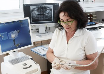 Zahnärztin Dr. Hildegar Exeli-Meitz