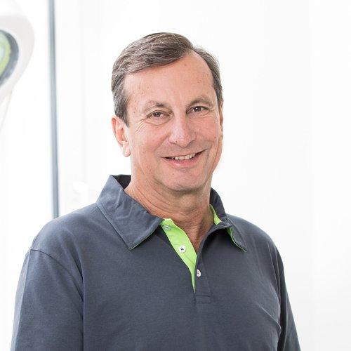 Zahnarzt Dr. Bernhard Exeli aus Klagenfurt