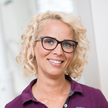 Diplomierte zahnärztliche Helferin Manuela Veratschnig