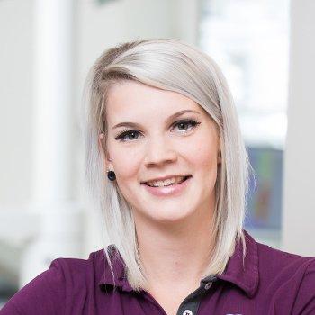 Zahntechnikerin Tanja Klemen aus Klagenfurt
